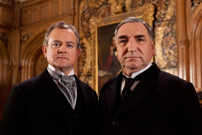 'Downton Abbey' renewed for Season 5