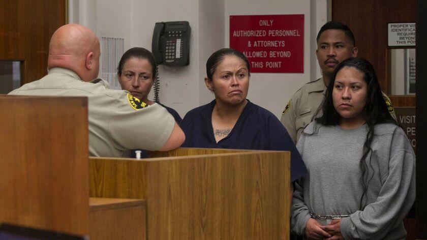 Not guilty pleas in Mexican Mafia prison gang case - Los