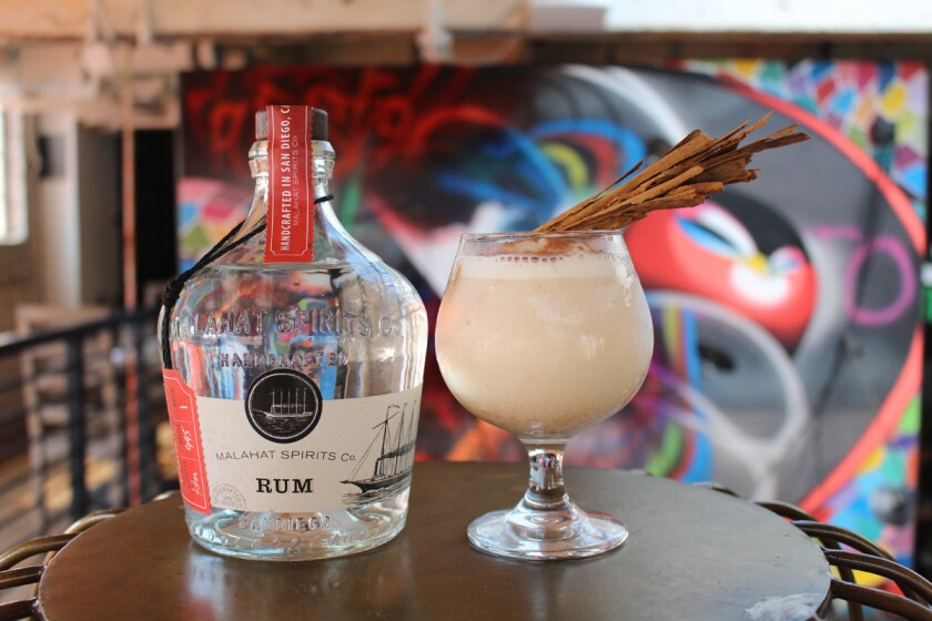 A Malahat Rumchata from Puesto. (Courtesy photo)
