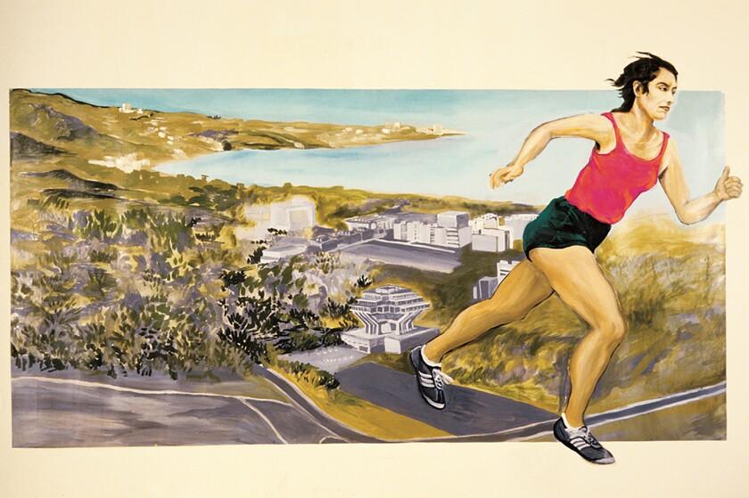 "Yolanda López's ""Runner: On My Own!"""