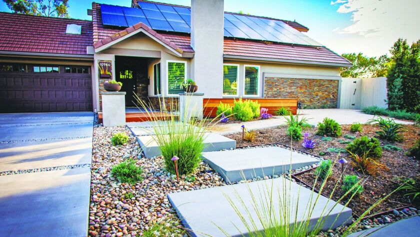 Make your landscape more sustainable with a stylish low maintenance update.