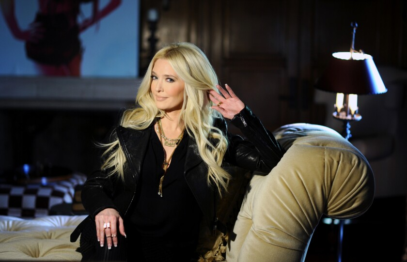"""Before joining the cast of """"Real Housewives of Beverly Hills,"""" Erika """"Jayne"""" Girardi was a chart-topping dance-pop artist."""