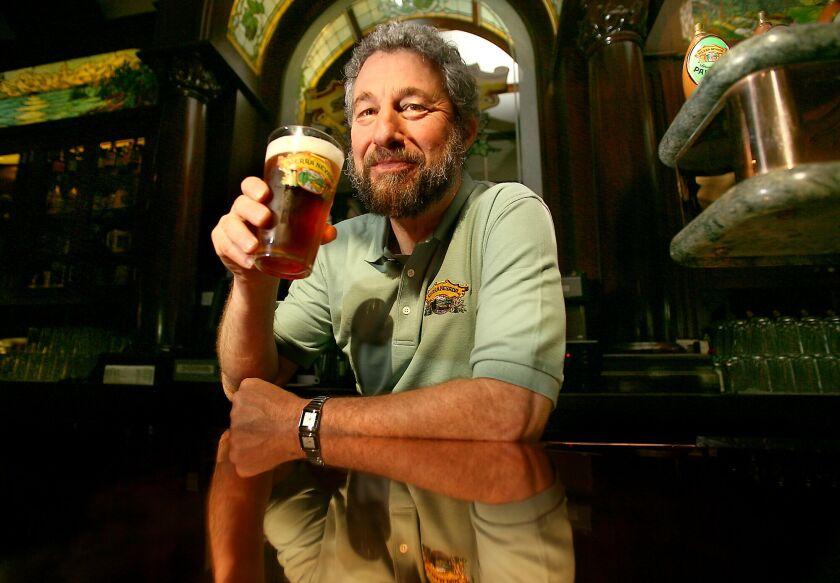 Ken Grossman, Sierra Nevada's founder and original brewer
