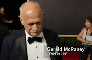 Emmys 2017: Gerald McRaney on the red carpet