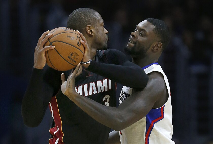 Blake Griffin is still with the Clippers but Lance Stephenson might be traded