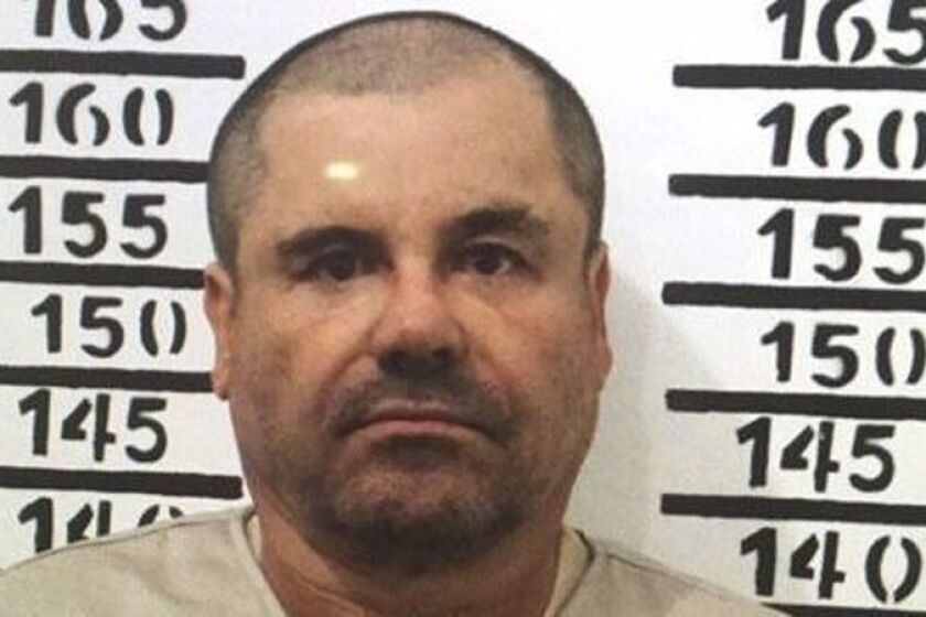 The saga of 'El Chapo,' one of the world's biggest drug