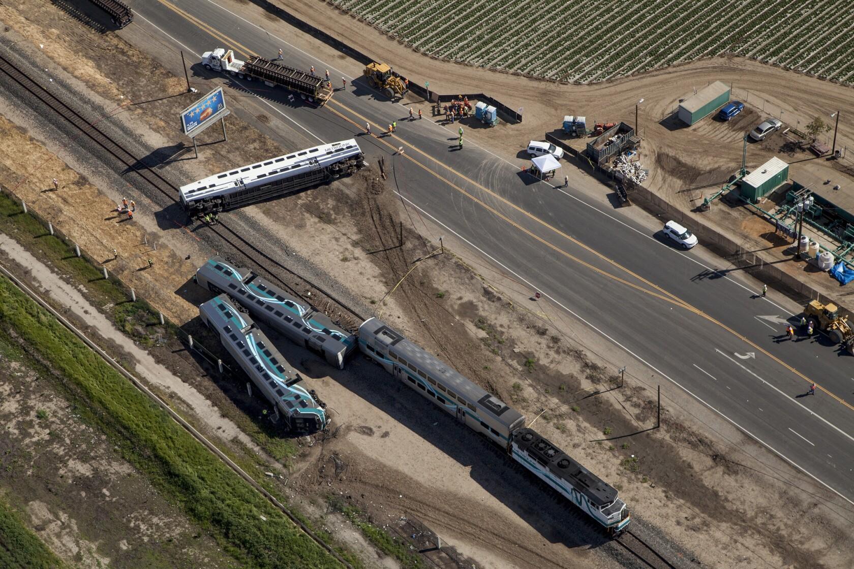 Q&A: A decade of deadly train ...