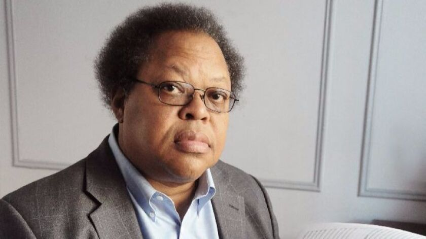Former US San Diego professor George Lewis will perform at the 2017 Ojai Music Festival, where his m
