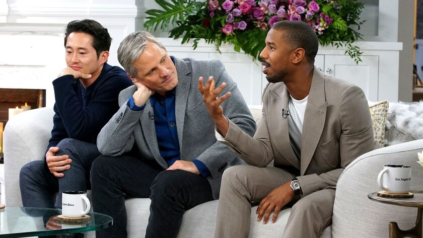BEL-AIR, CA., NOVEMBER 17, 2018 -- The Envelope gather lead Actors for a frank discussion on the ind