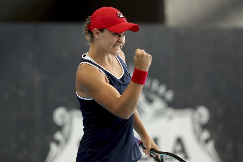 Australia Tennis Adelaide International