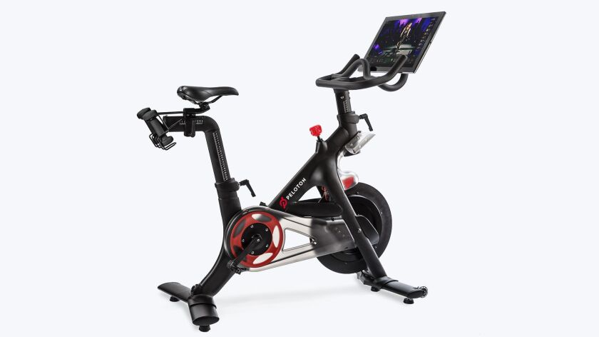 At-home spin club Peloton?s at-home spin bike has a fanatical following, owing in large part to the