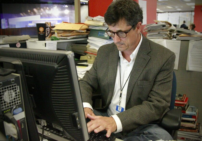 Jeff McDonald is an investigative reporter for The San Diego Union-Tribune.