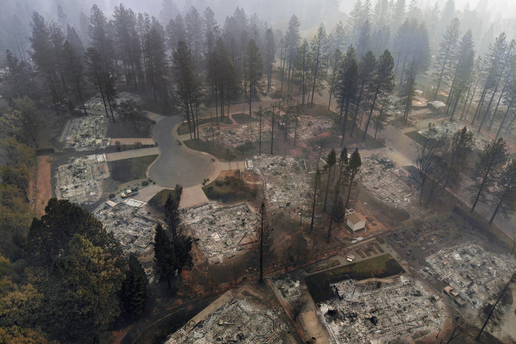 Death toll from the Paradise fire jumps to 42, making it the