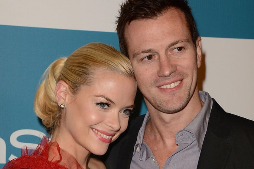 Jaime King and and husband Kyle Newman are expecting their first child.