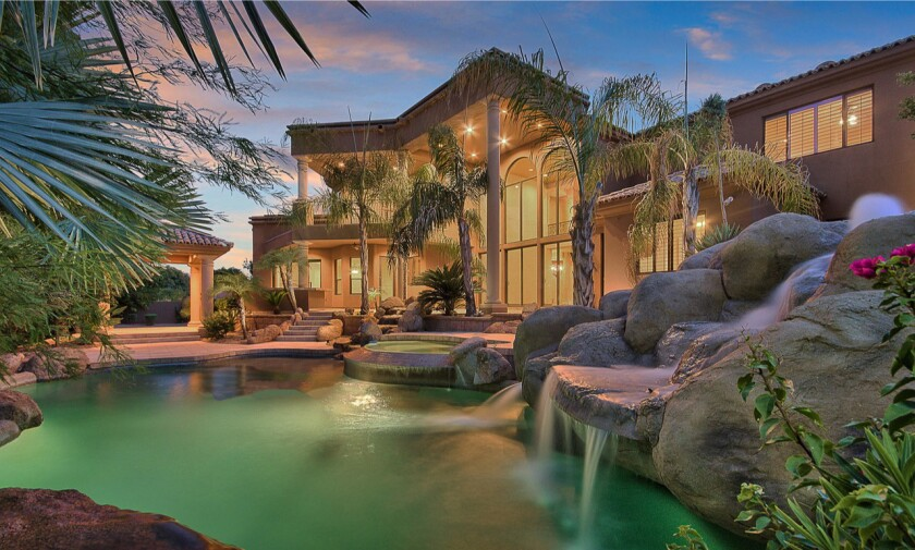 NFL's Mike Iupati sells Arizona pad with star-studded past