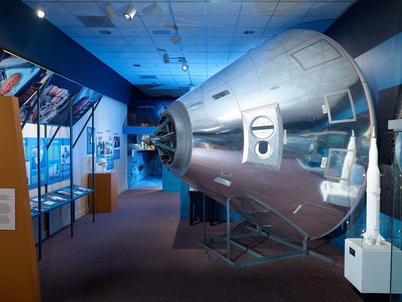 Photo Gallery: Apollo 11 50th anniversary exhibition