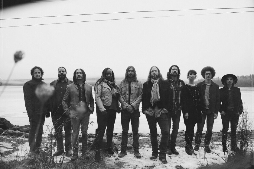 The Magpie Salute. (Courtesy photo)