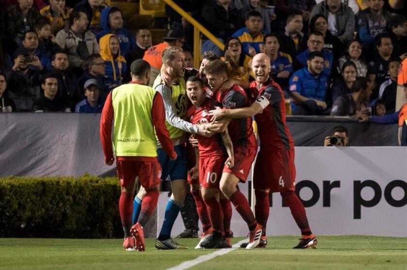 1-1. Toronto empata con el América en el Azteca y se clasifica a la final