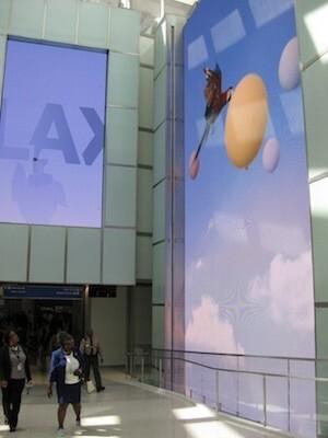 New Tom Bradley Terminal at LAX