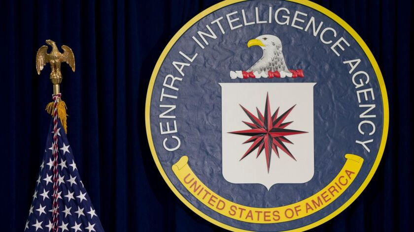 Central Intelligence Agency seal, CIA seal
