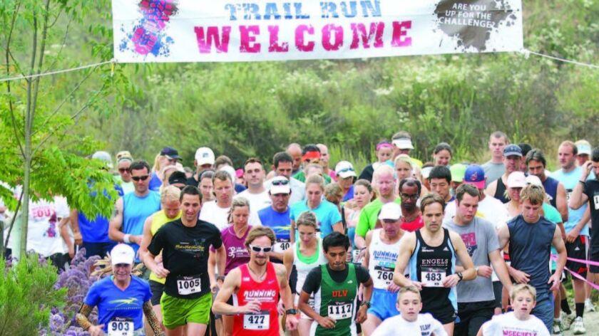 The Cinco de Mayo Trail Run