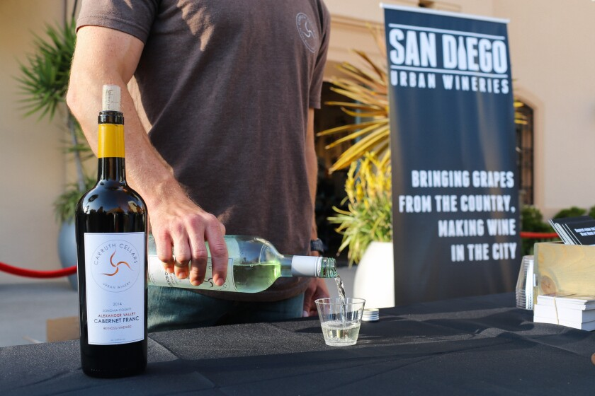 San Diego Urban Wineries Weekend
