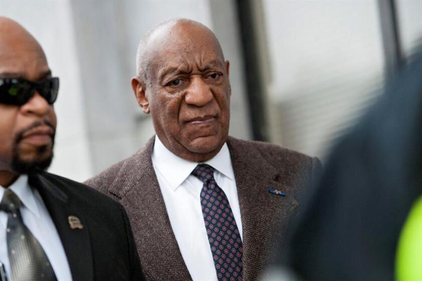 """El fiscal del caso del conocido actor Bill Cosby le acusó hoy de llevar una """"vida de agresión sexual"""" a mujeres, en una audiencia preliminar del juicio contra el cómico. EFE/ARCHIVO"""