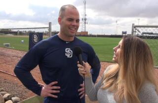 Catching up with Clayton Richard at Padres Spring Training