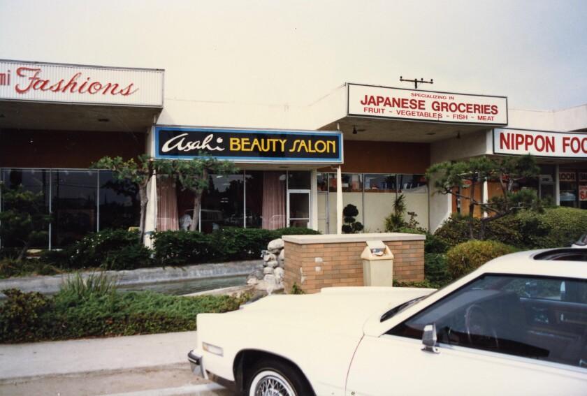 Asahi Beauty Salon in Anaheim
