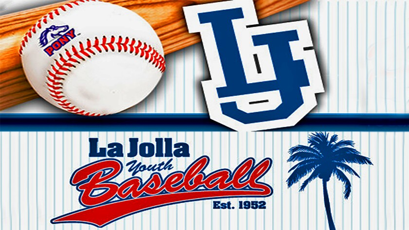 For information about La Jolla Youth Baseball , e-mail email@ljyb.org and visit ljyb.org