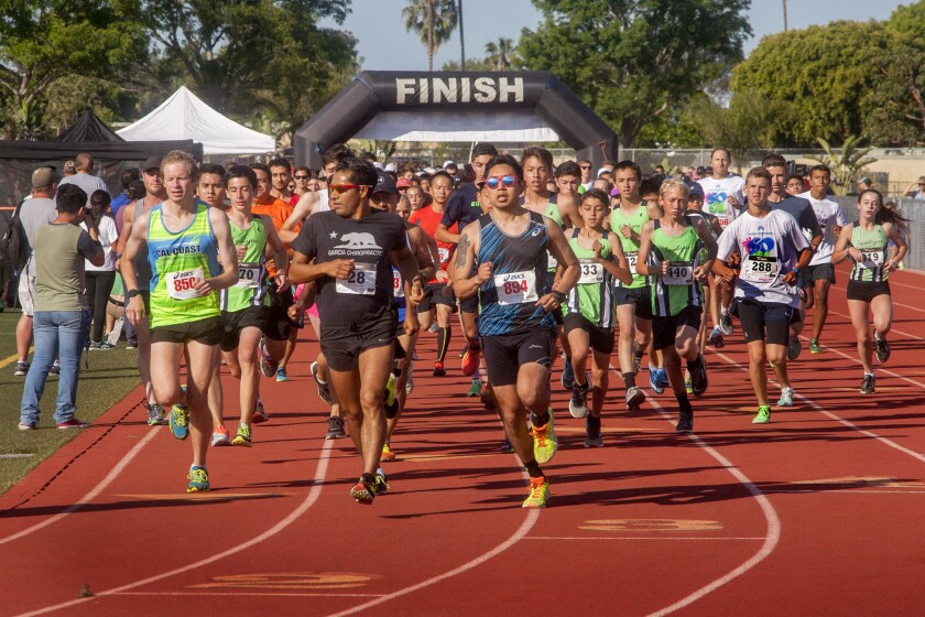 10th annual Costa Mesa Community Run