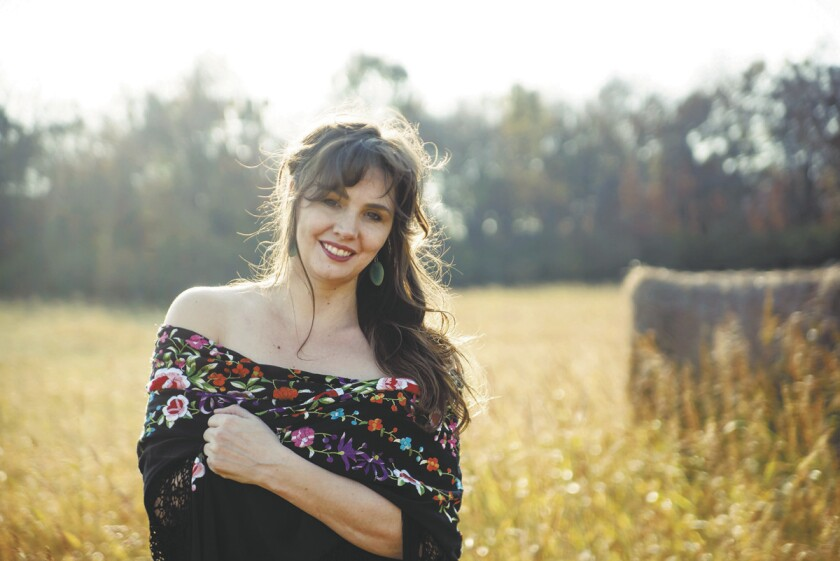 Musician Sarah Petite. Jenny Lynn Petite photo