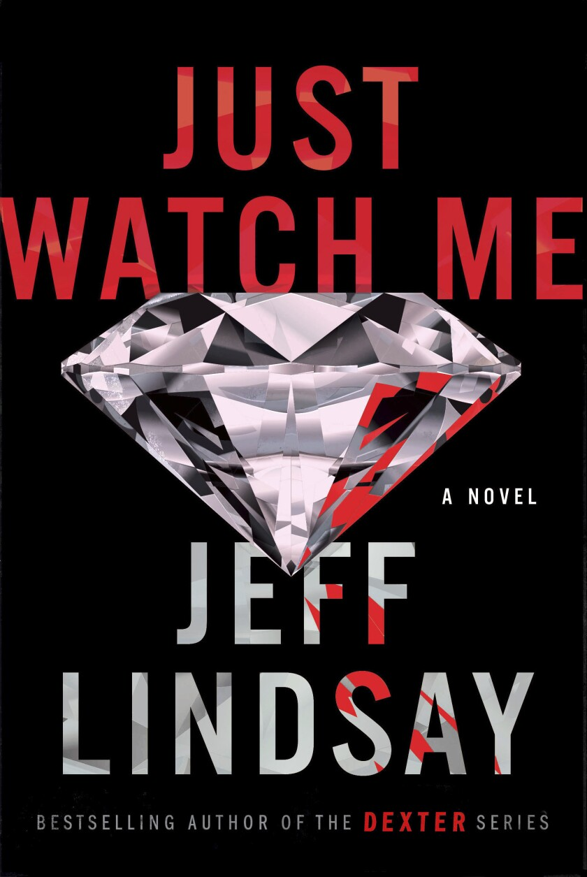 Book Review - Just Watch Me