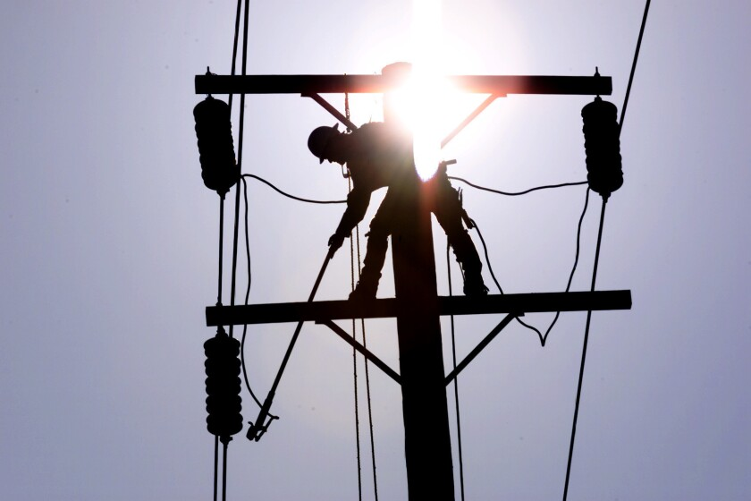 Southern California Edison considers power shut-offs ahead of high winds