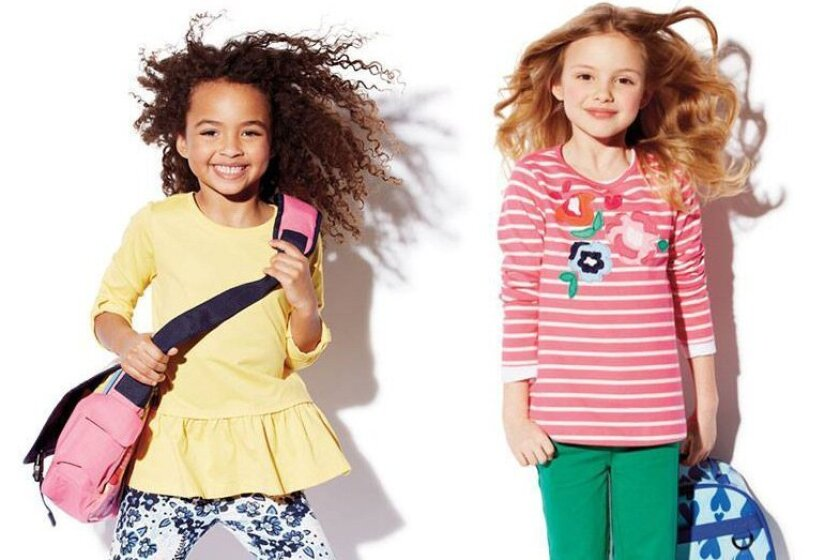Children's clothing retailer Hanna Andersson has opened its first San Diego store at Westfield UTC.
