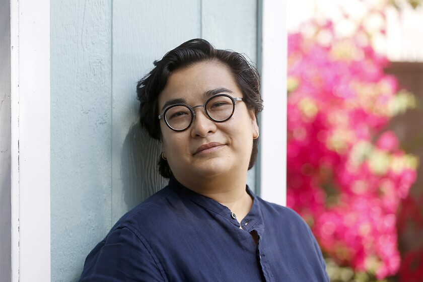 Academy Gold alum Saundarya Thapa now works in the mailroom at Creative Artists Agency.