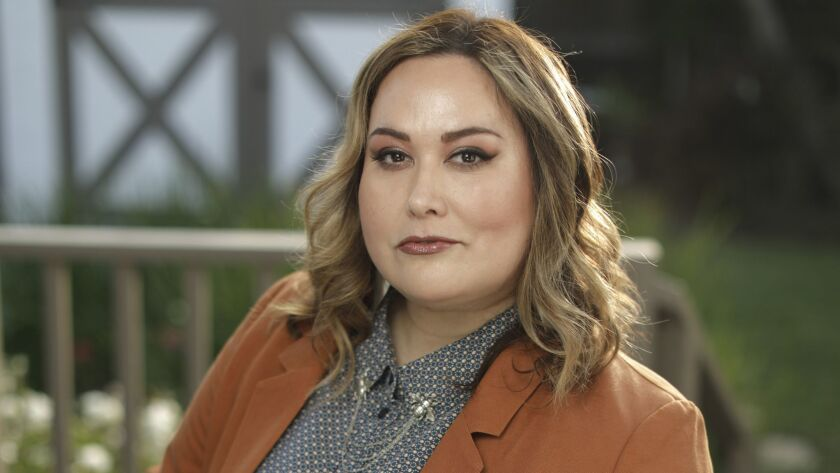 "Tanya Saracho, creator of ""Vida"" and founder of the Untitled Latinx Project."