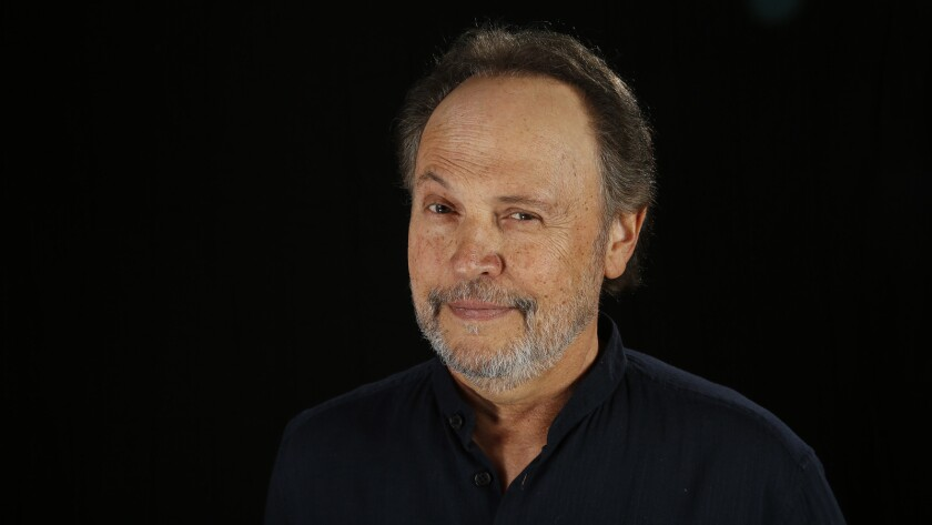 Billy Crystal in March 2015.