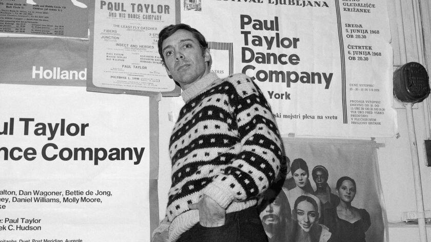 Paul Taylor Dies Choreographer 88 Gave Modern Dance A Spirited