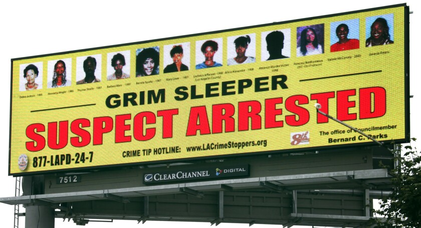 Grim Sleeper billboard