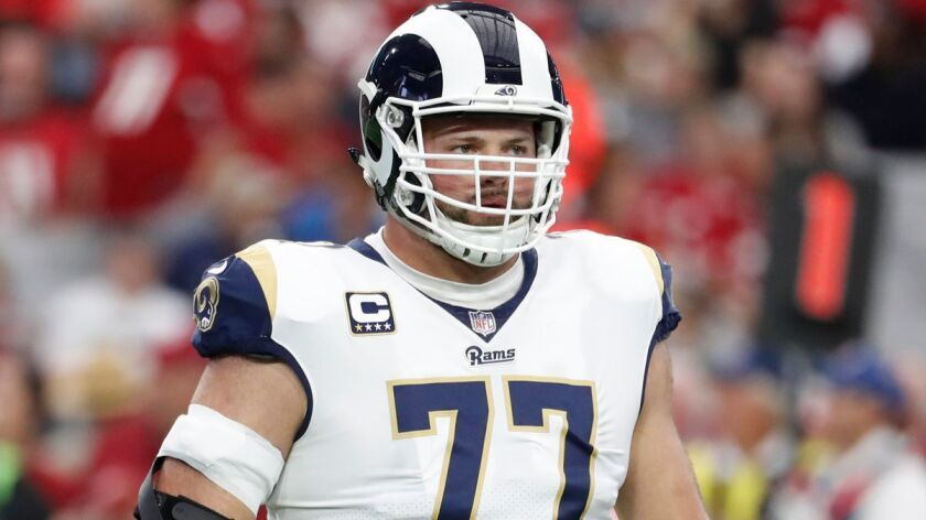 huge selection of af2e4 6e297 Rams left tackle Andrew Whitworth is named to the Pro Bowl ...