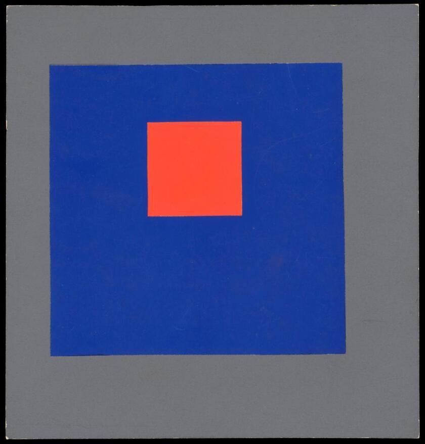 [Kurs Farbenlehre bei Kandinsky (II)]; Erich Mrozek (German, 1910 - 1993); 1929-1930; Watercolor on