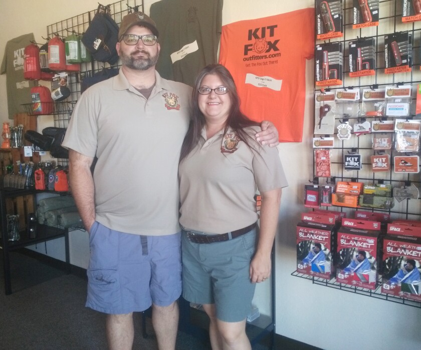 Copy - Colin and Stephanie Macdonald in Store.jpg