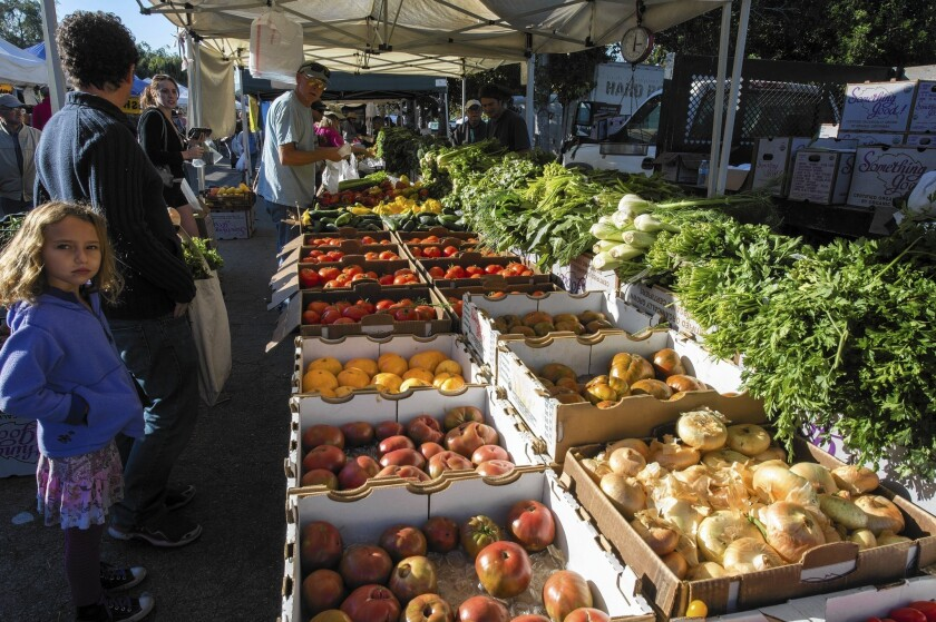 Produce inspectors keep farmers markets honest