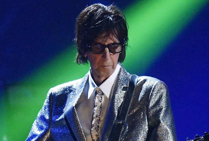 Ric Ocasek of the Cars has died