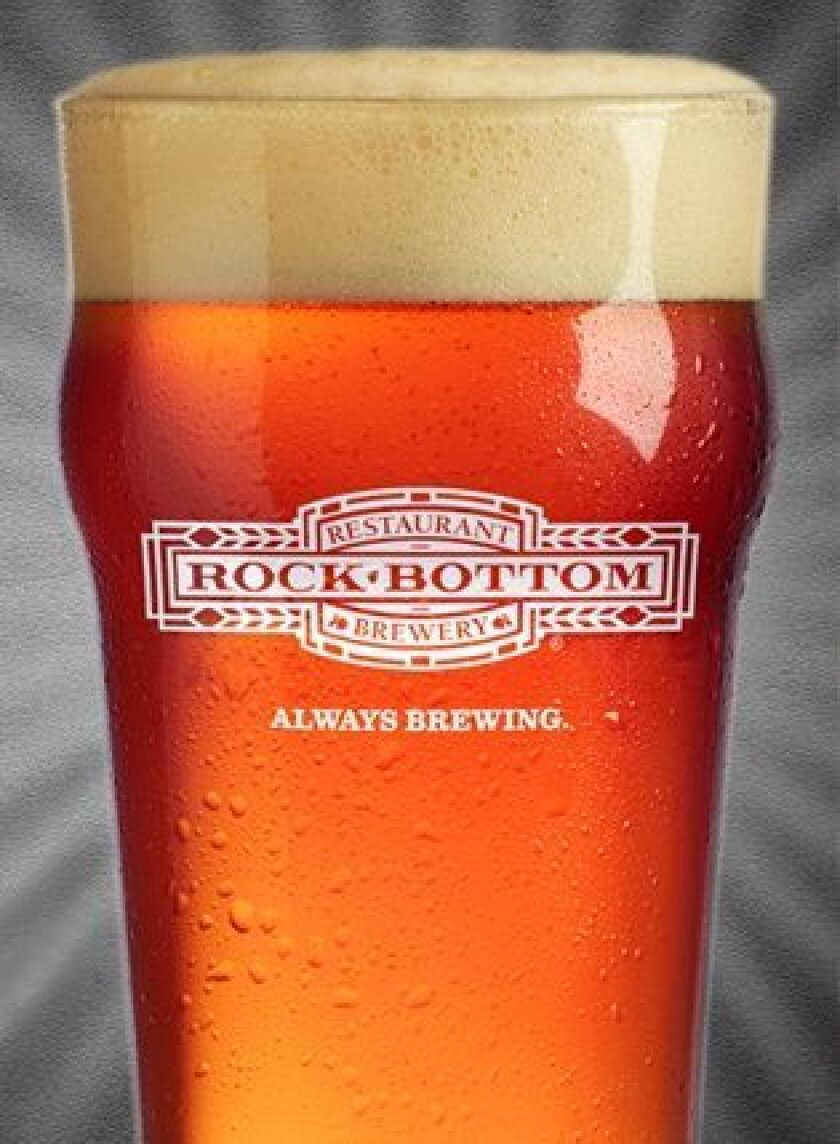 """Rock Bottom Restaurant & Brewery is named the 2013 Great American Beer Festival's """"Brewpub Group and Brewpub Group Brewer of the Year."""" Courtesy Photos"""