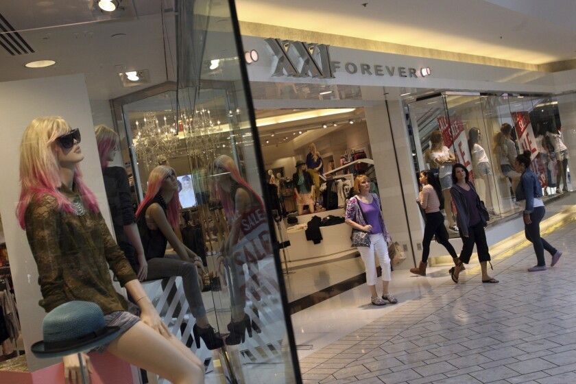 A federal judge ordered Forever 21 to hand over documents requested earlier in a subpoena.