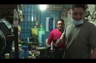 Vendedor mexicano de oxígeno perdió a cuatro familiares en la pandemia
