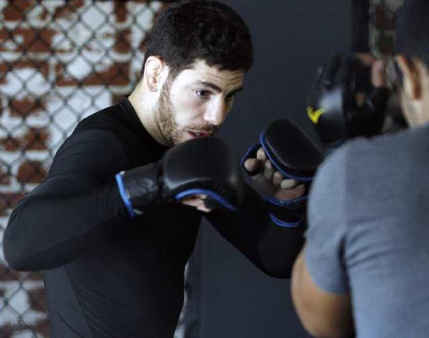 Jared Papazian looking for first UFC victory