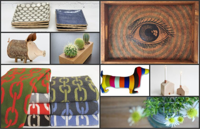 Gift picks: Handmade design, local finds, buys for every budget